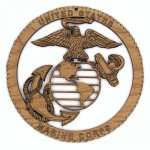 U.S. Marine Corps Ornaments Christmas Ornaments