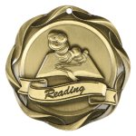 Fusion Medal  - Reading Scholastic Trophy Awards