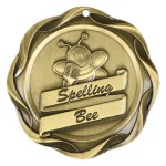 Fusion Medal  - Spelling Bee Scholastic Trophy Awards