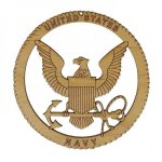 U.S. Navy Standard Ornaments US Navy