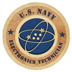 U.S. Navy Premier Wall Tribute US Navy